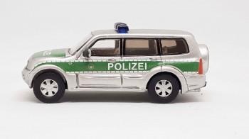 Mitsubishi Pajero Streifenwagen Bundesgrenzschutz