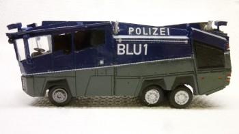 """Wasserwerfer 10000 """" Cobra """" Bundespolizeiabteilung Blumberg  """" BLU  1 """""""